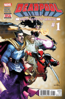 Deadpool: Last Days of Magic #1 - One-Shot
